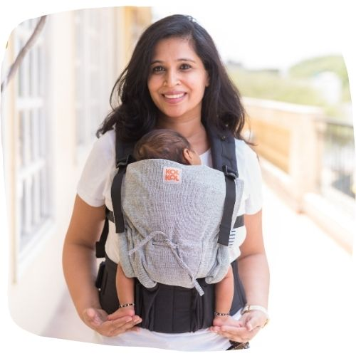 Adjustable Baby Carrier (0to4years)